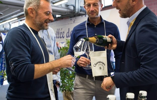 The Champagne Experience returns to Modena on 10 and 11 October.  Rome will have to wait until 2022