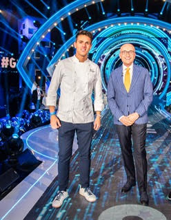 David Fiordigiglio, chef among the VIPs of Big Brother