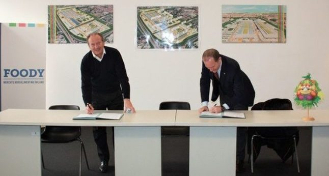 Italian excellence in the showcase: new Sogemi-Confagricoltura agreement