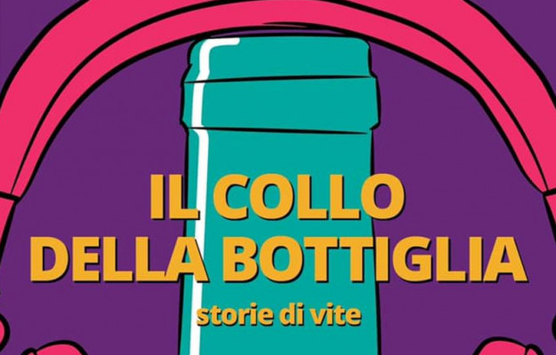 """""""The neck of the bottle: Vine Stories"""": Tinto's first novel between music, wine and an """"alter ego"""""""