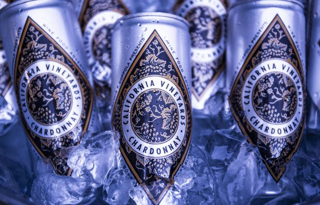 Coppola Winery's canned wines also arrive in Italy (with the Meregalli Group)