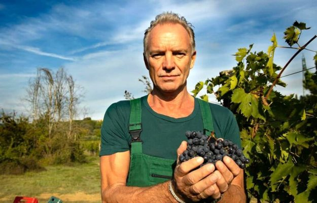 Every Breath Foundation, the foundation of Sting and Trudie to support Italian catering