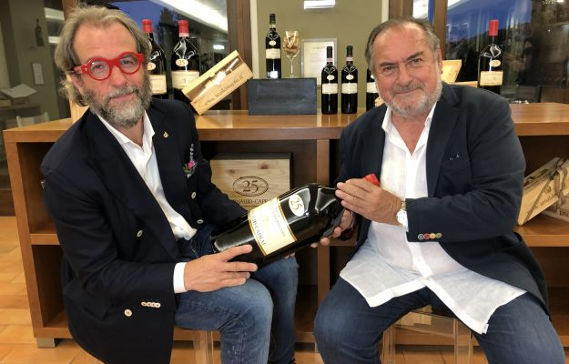 Michel Rolland, from the growth of the alcohol content of wines to resistant vines